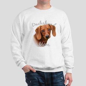 Dachshund Mom2 Sweatshirt