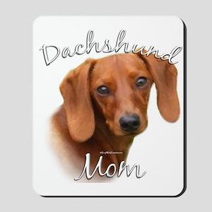 Dachshund Mom2 Mousepad