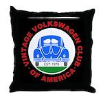 VVWCA Throw Pillow