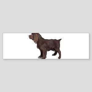 Boykin spaniel Bumper Sticker