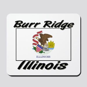Burr Ridge Illinois Mousepad