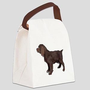 Boykin spaniel Canvas Lunch Bag