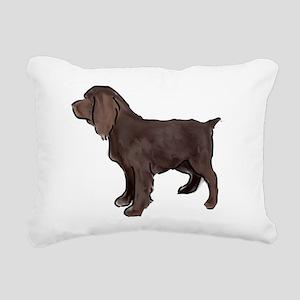 Boykin spaniel Rectangular Canvas Pillow
