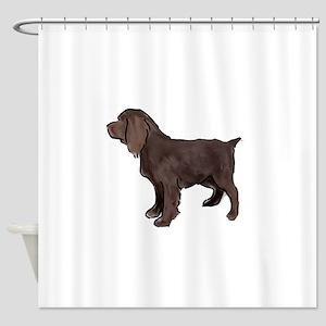 Boykin spaniel Shower Curtain