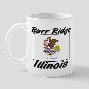 Burr Ridge Illinois Mug