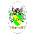 Pierson Sticker (Oval 10 pk)
