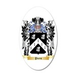 Piers 20x12 Oval Wall Decal
