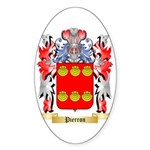 Pierron Sticker (Oval 50 pk)