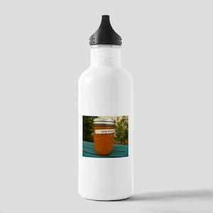 orange marmalade jar Stainless Water Bottle 1.0L