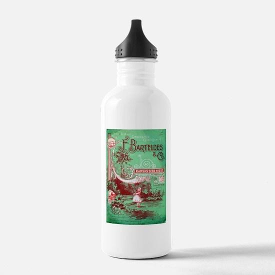 Vintage poster - Kansa Water Bottle