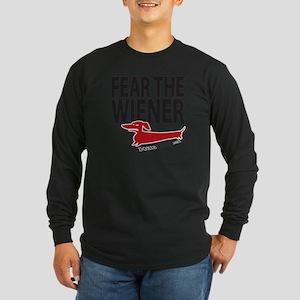 Fear the Wiener Long Sleeve T-Shirt
