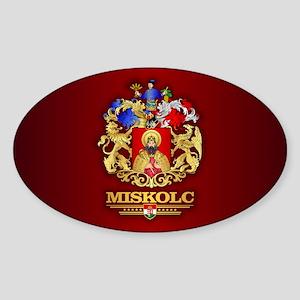 Miskolc Sticker