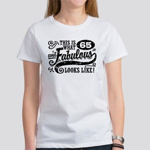 65th Birthday Women's T-Shirt