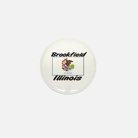 Brookfield Illinois Mini Button