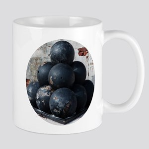 Cannon Balls Mugs