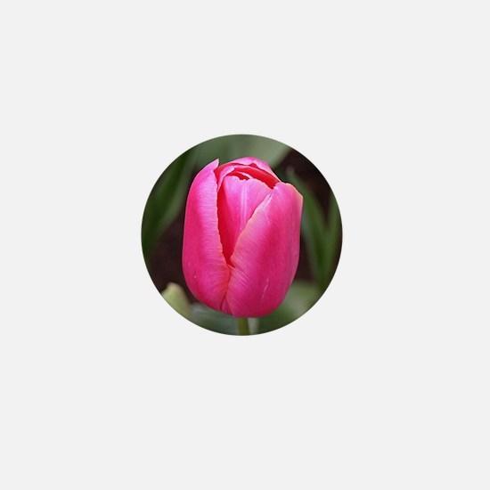 Cute Garden girl Mini Button
