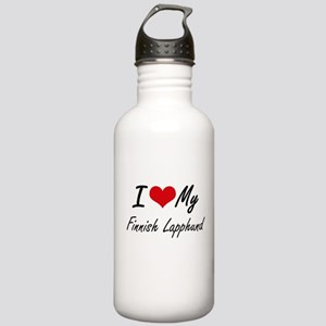 I love my Finnish Lapp Stainless Water Bottle 1.0L