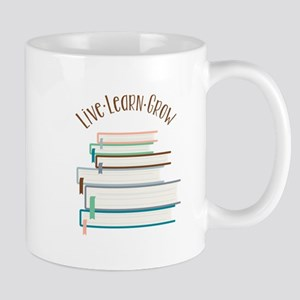 Live Learn Grow Mugs