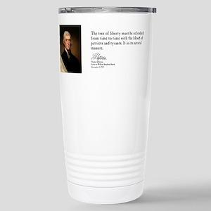 Thomas Jefferson - Tree of Liberty Mugs