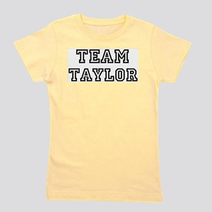 Team Taylor Ash Grey T-Shirt