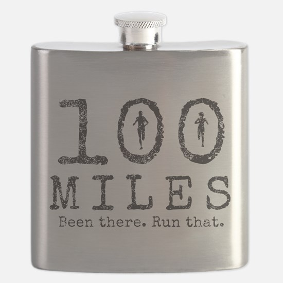 Been There Run That Flask