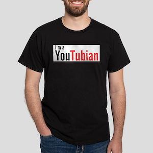 I'm A YouTubian Ash Grey T-Shirt