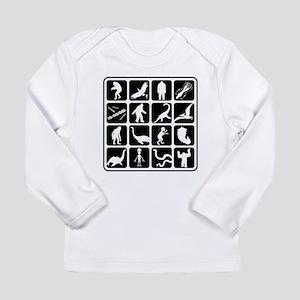 Cryptozoo Blocks Long Sleeve T-Shirt