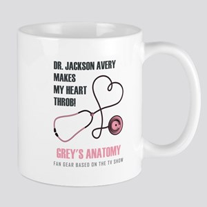 DR. JACKSON AVERY Mug
