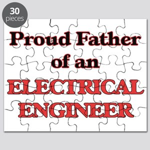 Proud Father of a Electrical Engineer Puzzle