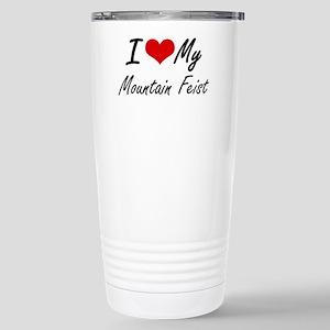 I love my Mountain Feis Stainless Steel Travel Mug