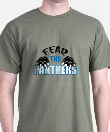 Fear The Panthers T-Shirt