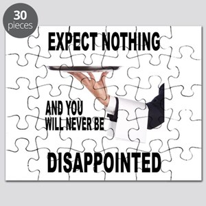 DISAPPOINTED Puzzle