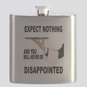 DISAPPOINTED Flask