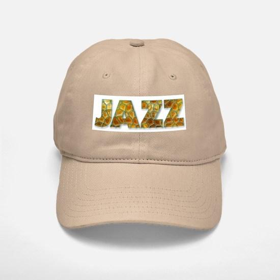 Amber Glass Jazz Baseball Baseball Cap