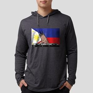 DJ FLIP Long Sleeve T-Shirt