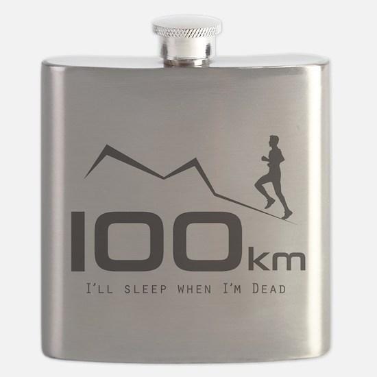 100K Ultra Runner Flask