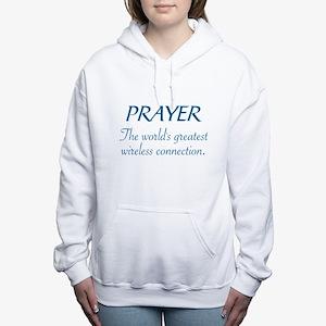 PRAYER - THE WORLD'S GRE Women's Hooded Sweatshirt