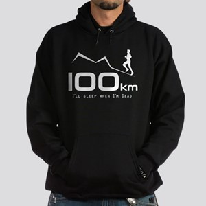 100K Ultra Runner Hoodie (dark)