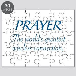 PRAYER - THE WORLD'S GREATEST WIRELESS CONN Puzzle