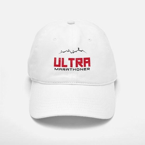 Ultra Marathoner Baseball Baseball Cap