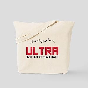 Ultra Marathoner Tote Bag