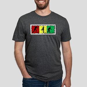 rasta disc golf T-Shirt