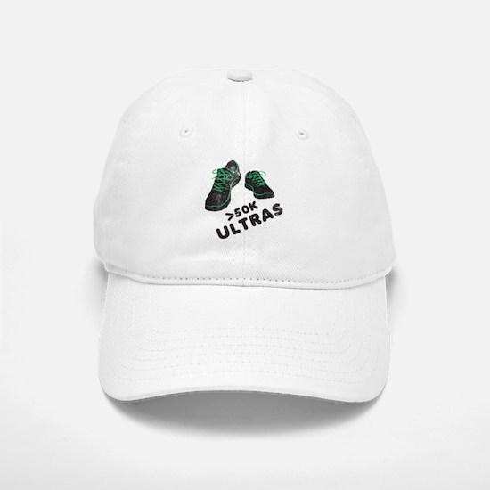 >50K Ultras Baseball Baseball Cap