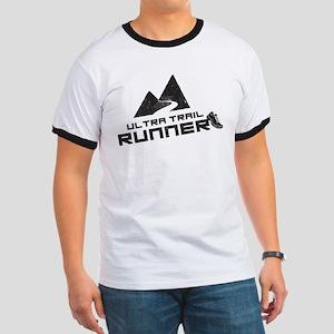 Ultra Trail Runner Ringer T