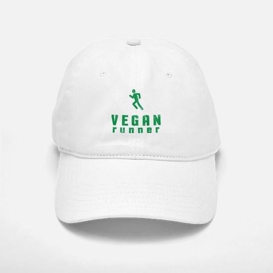 Vegan Runner Baseball Baseball Cap