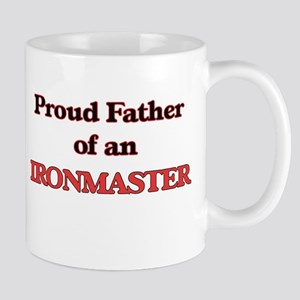 Proud Father of a Ironmaster Mugs