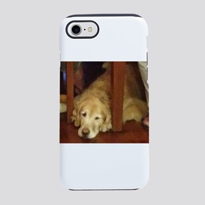 Nala the golden retriever un iPhone 8/7 Tough Case