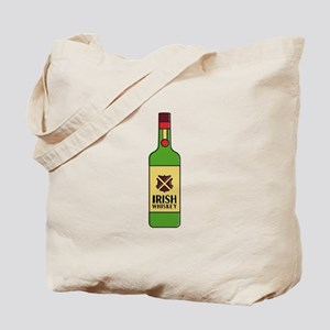 Irish Whiskey Tote Bag