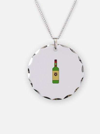 Irish Whiskey Necklace