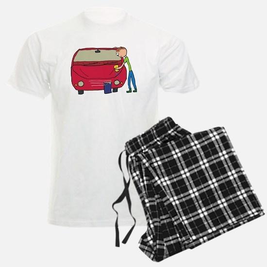 Car Washing Pajamas